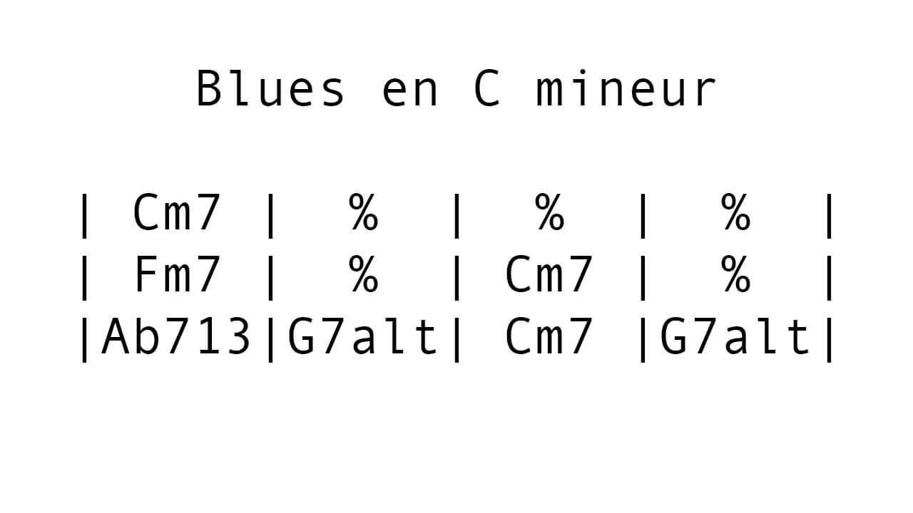 Blues cm