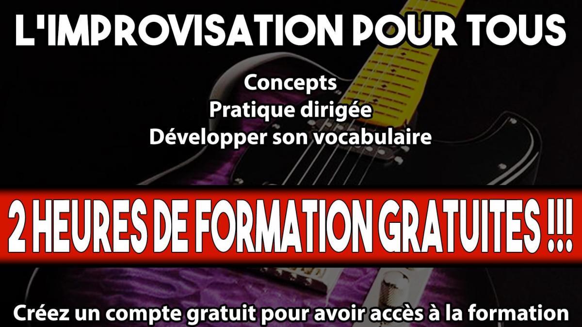 Formation gratuite 1