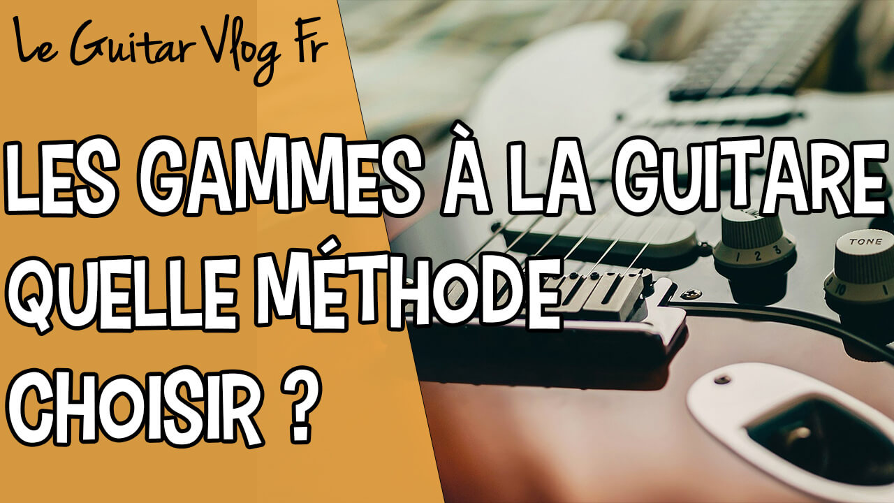 Gammes methode