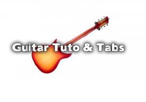 Guitar tuto & tabs