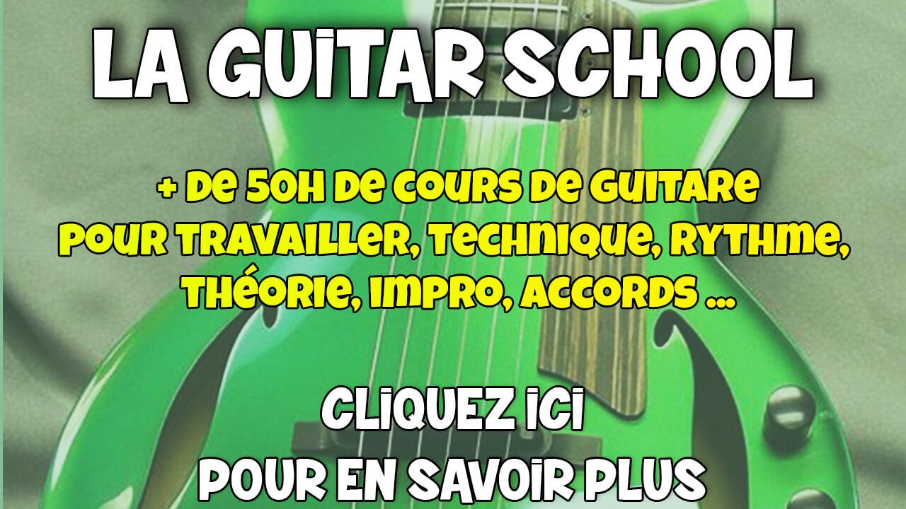 GUITAR SCHOOL