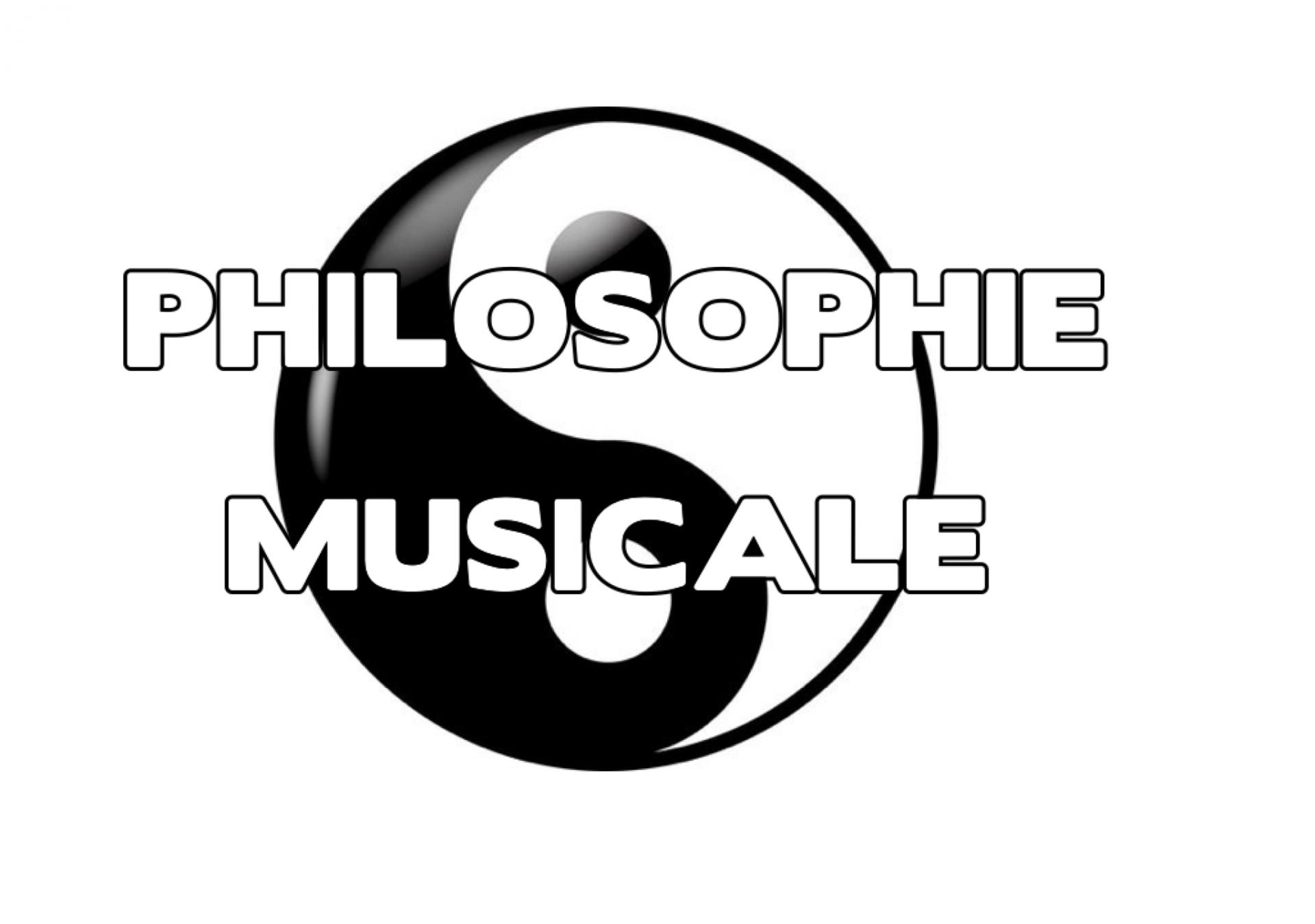 Philosophie musicale