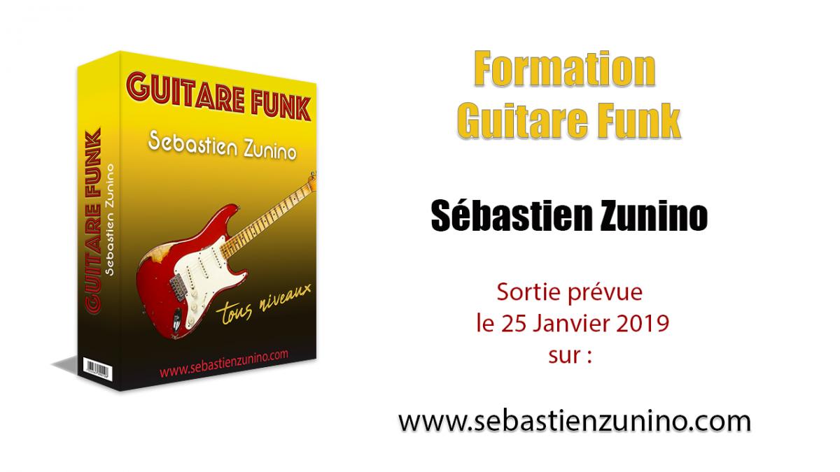 Guitare funk