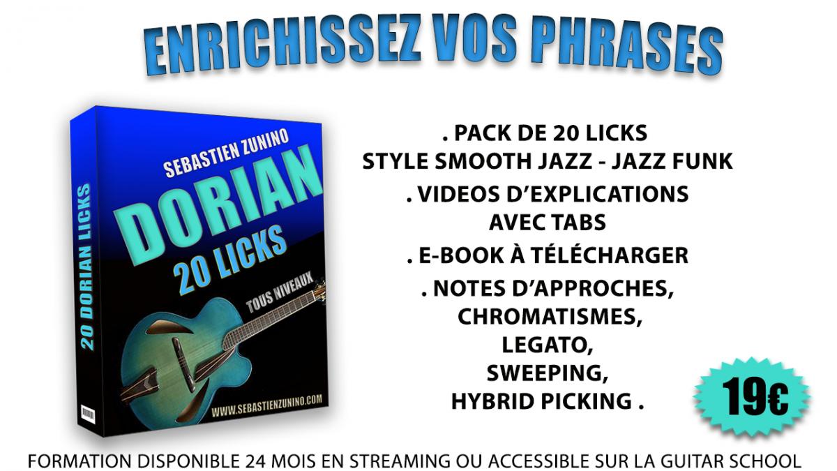 Dorian Lick vol1